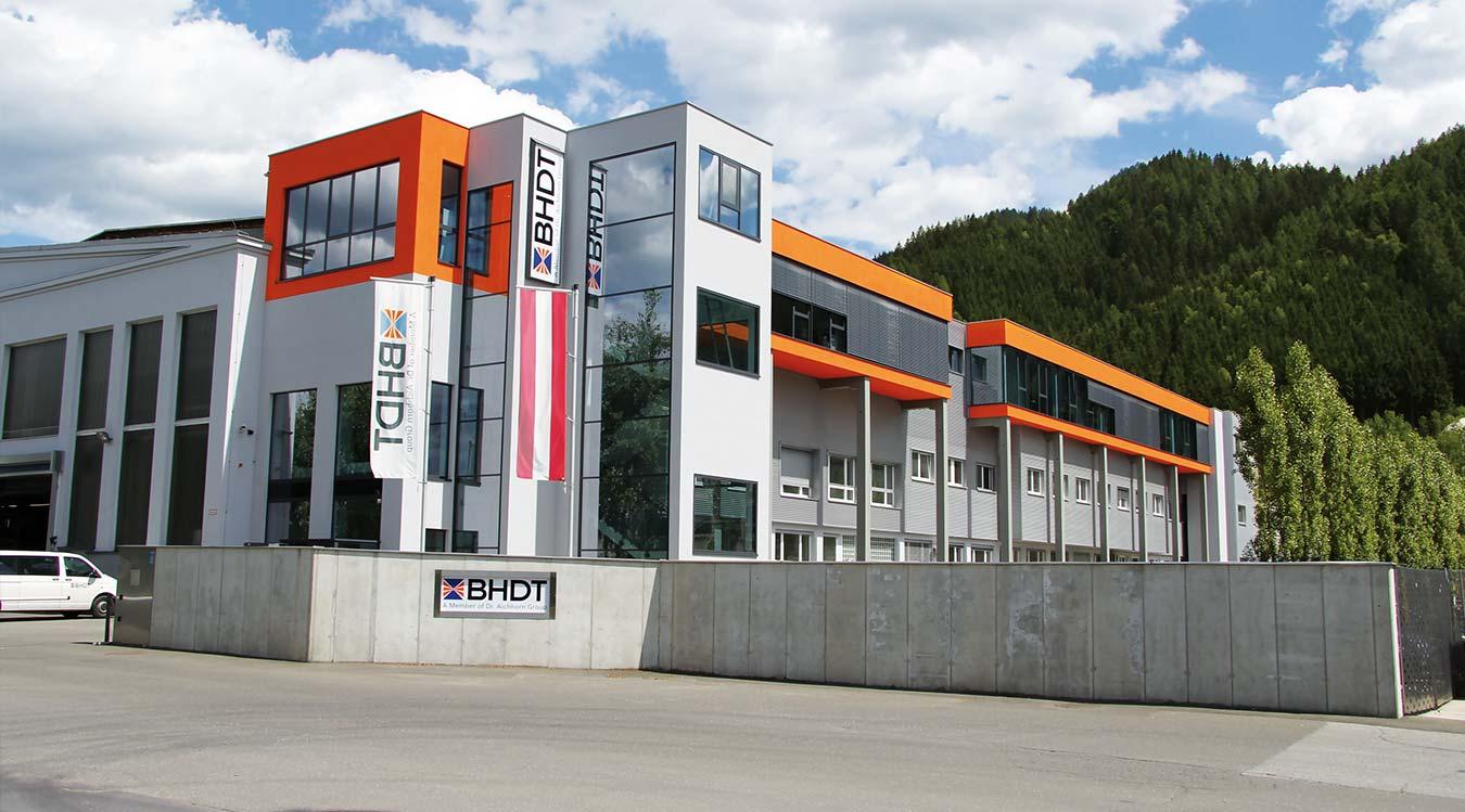 BHDT Headquarter
